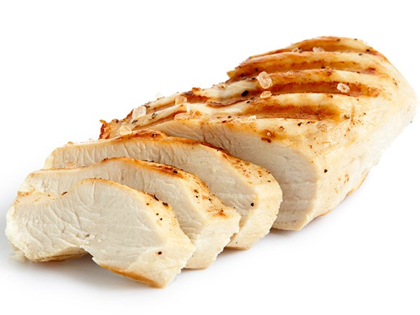 Perfectly Cooked Chicken Breast Recipe