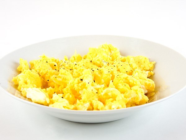 Reheat Scrambled Eggs in Combitherm Oven Recipe