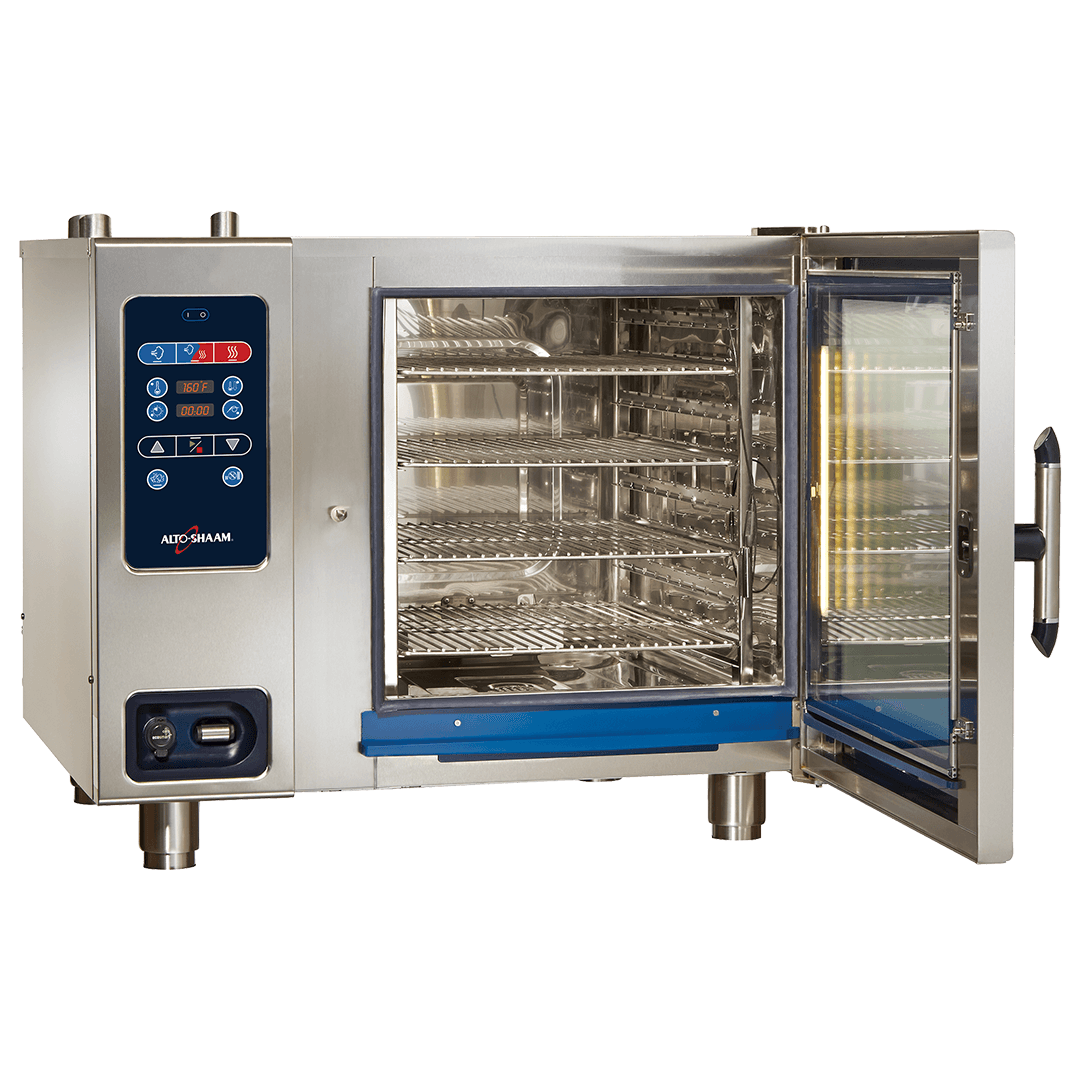 CTC7-20 Combitherm Combi Oven with door open