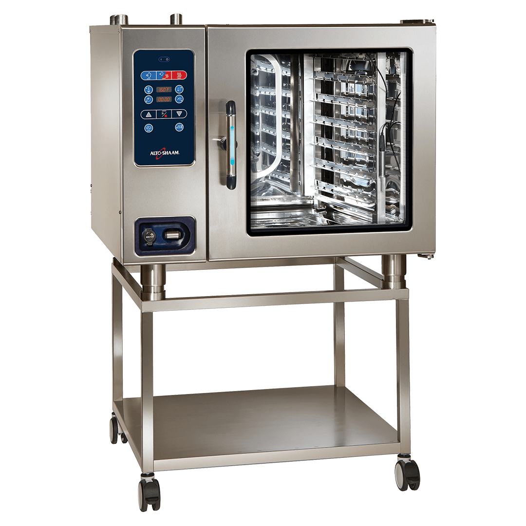 CTC7-20 Combitherm Combi Oven on stand