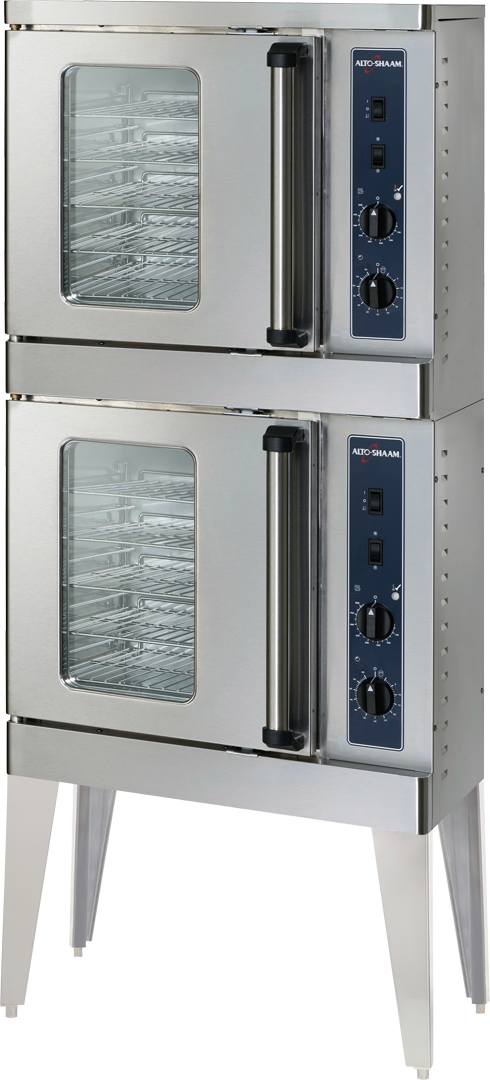 ASC-2E Convection Oven Stacked
