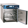 300-TH/III Cook & Hold Oven with Deluxe Controls with door open
