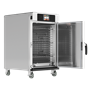 1000-TH Cook & Hold Oven with Deluxe Control with Door Open