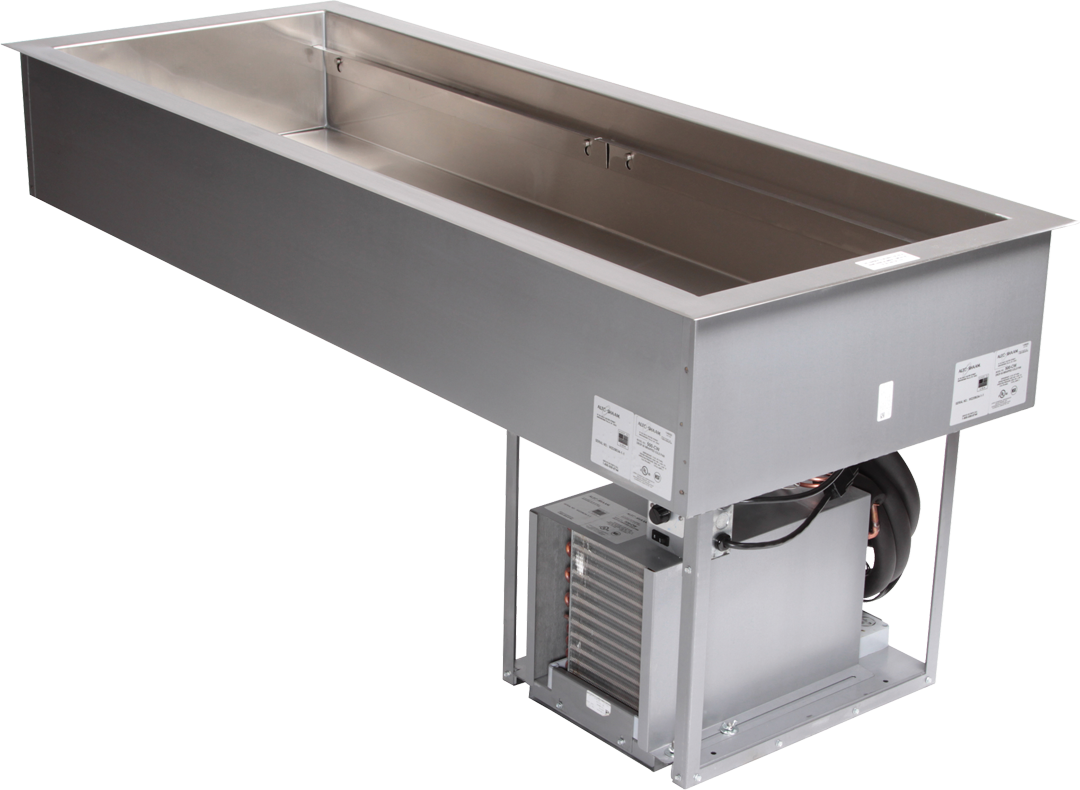 500-CW Coldwall Drop-in Refrigerated Cold Food Well