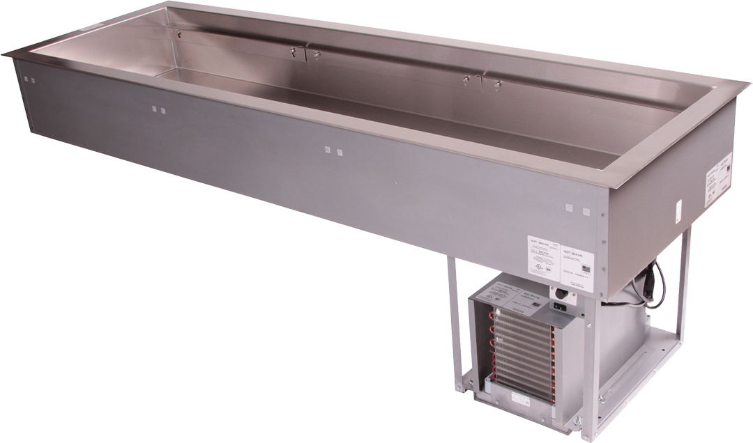 600-CW Coldwall Drop-in Refrigerated Cold Food Well