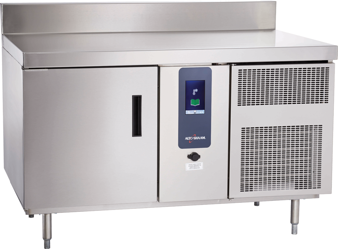 QC3-20 WORKTOP BLAST CHILLER WORK STATION