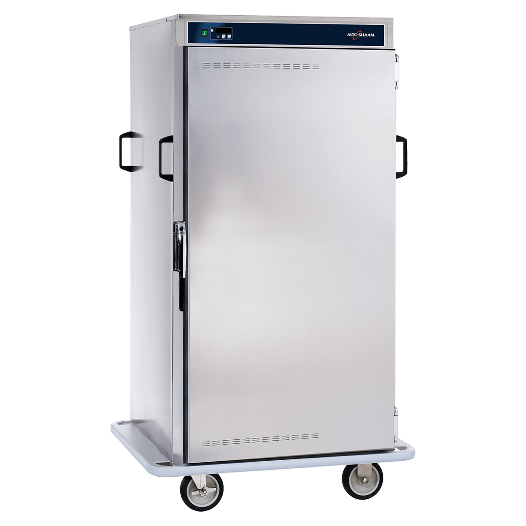 1000-BQ2-96 Halo Heat Mobile Banquet Cart