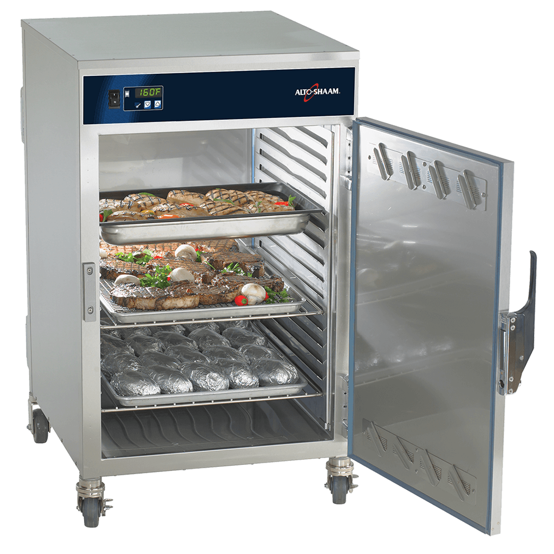 1200-S Halo Heat Low Temp Holding Cabinet with Food