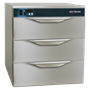 500-3D Halo Heat Triple Warming Drawers