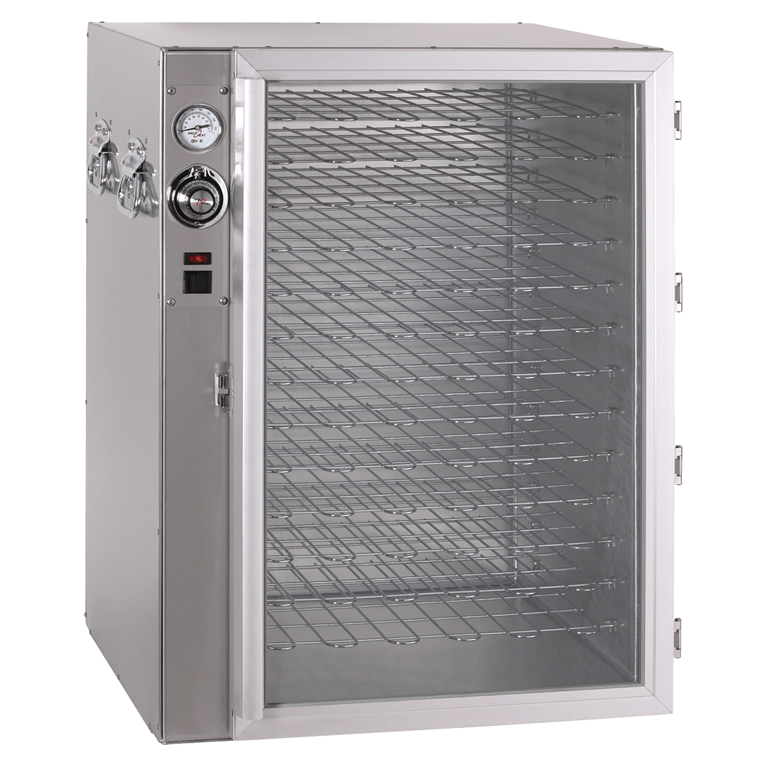 500-PH-GD Halo Heat Glass Door Pizza Holding Cabinet