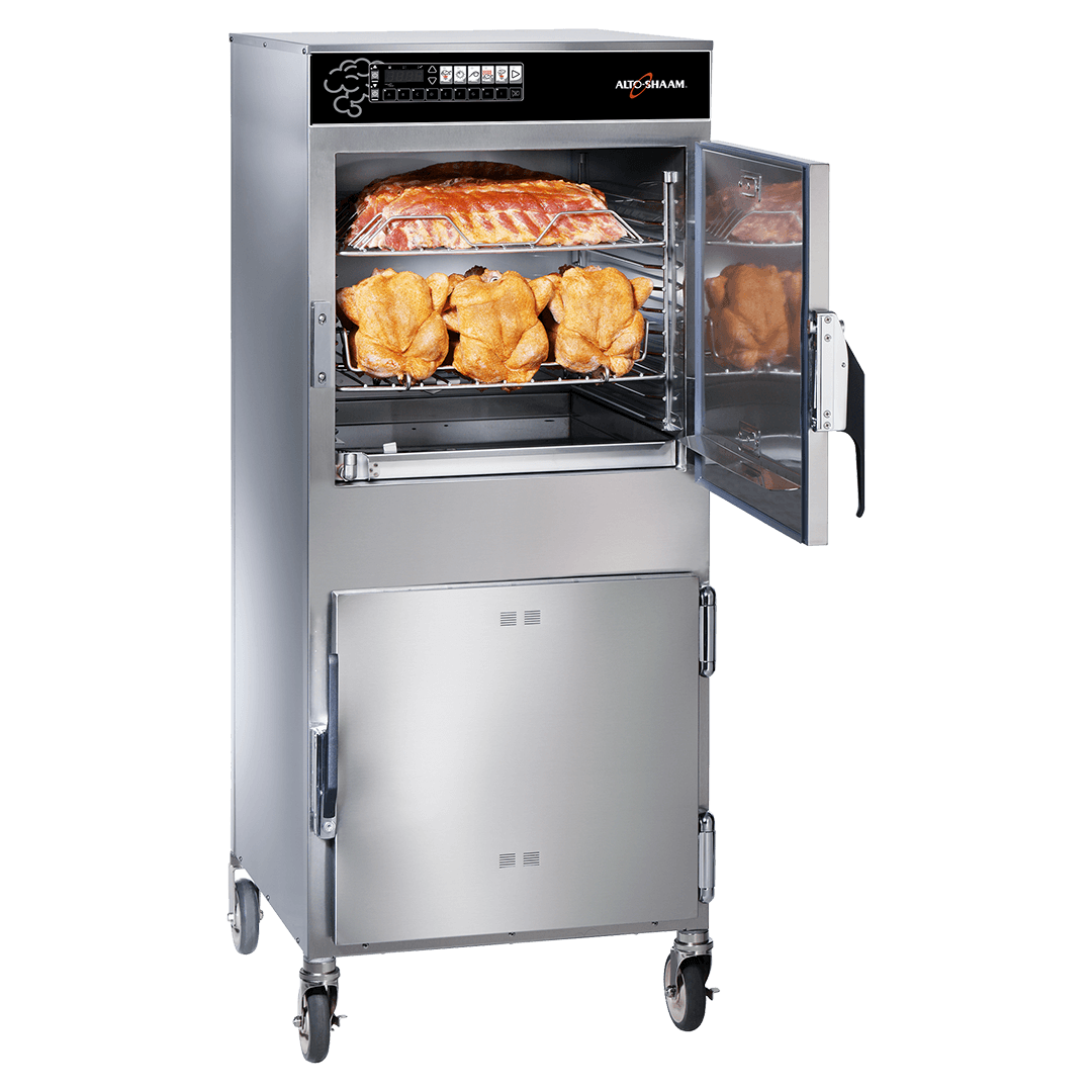 1767-SK/III Cook & Hold Smoker Oven Smoking Chicken and Ribs