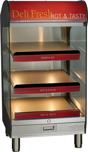 Alto-Shaam Food Display Case